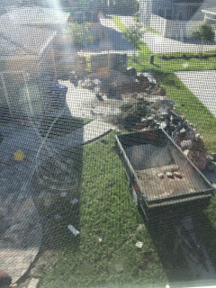 My messed up back yard