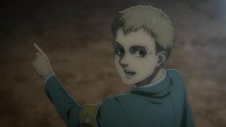 進撃の巨人アニメ第4期63話 手から手へ   Attack on Titan The Final Season Episode 63