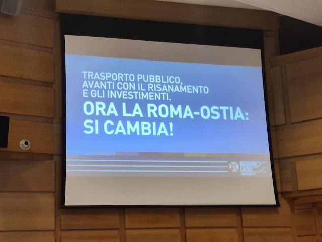 Addio Roma-Lido, nasce il Metromare