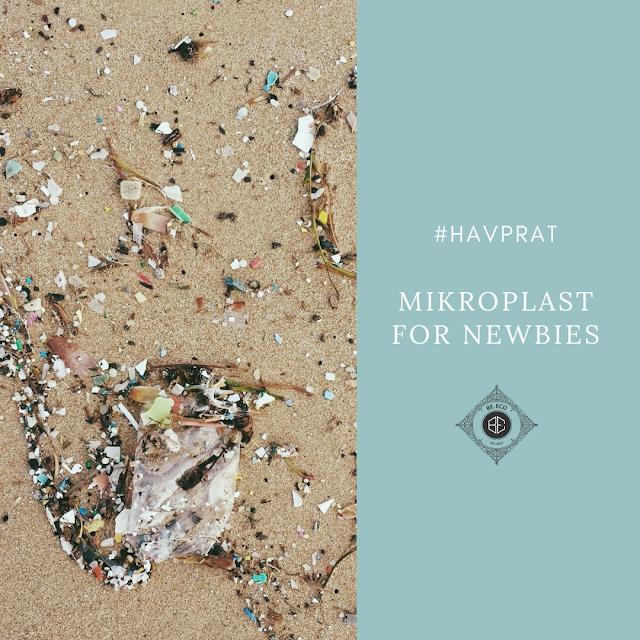 Hva er mikroplast? Mikroplast for newbies #havprat