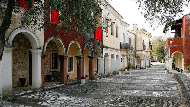 Δανήλια: Ένα θεματικό χωριό, πιστό αντίγραφο κερκυραϊκού χωριού του 19ου αιώνα