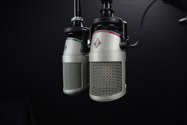 Microphones for Broadcast