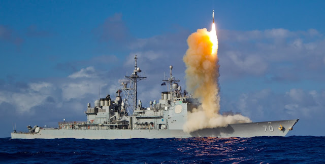 Burnt Frost - المدمرة الامريكية USS Lake Erie