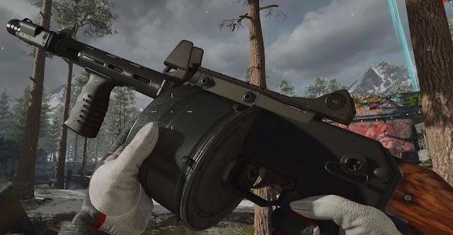 كول اوف ديوتي تزيل الاسلحة التي تم اضافتها جديد