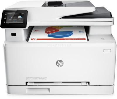 HP Color LaserJet Pro M277dw Multifunktionsgerät driver