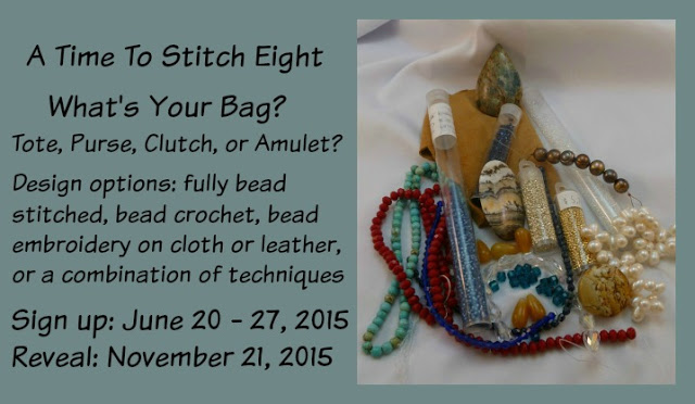 A Time To Stitch Eight - What's Your Bag Sign Up