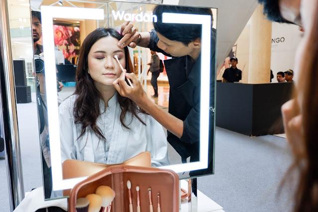 wardah-days-2018-private-makeup-class