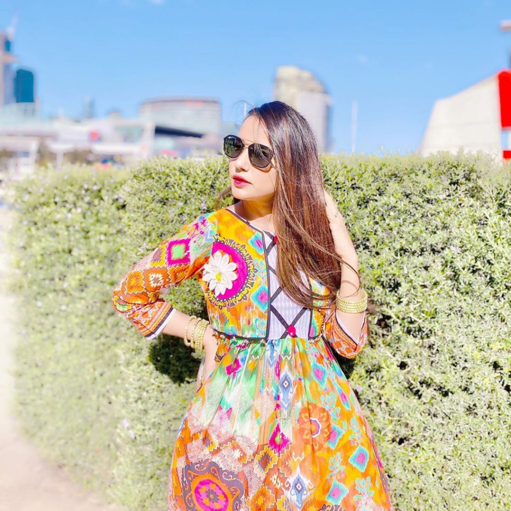 Saniya Shamshad New Refreshing Pictures are Good Motivation for Vacations