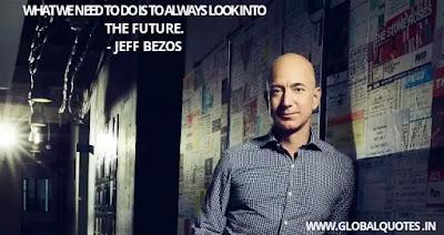 Quotes of jeff bezos