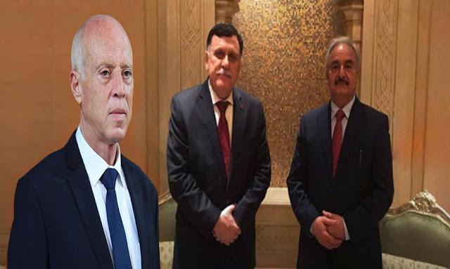 تونس تجدد رفضها تقسيم ليبيا تحت أي شكل من الأشكال