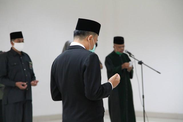 Pelantikan PTTUN Jakarta