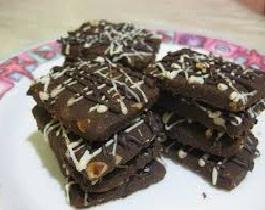 Resep Kue Kering Coklat Kacang Manis Renyah Istimewa