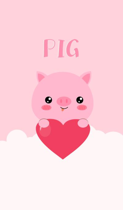 I am Lovely Pig Theme (jp)