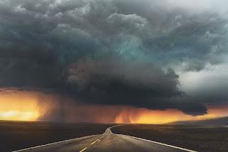 क्यों आते है इतने भयंकर तूफान ? Why do such storms occur?