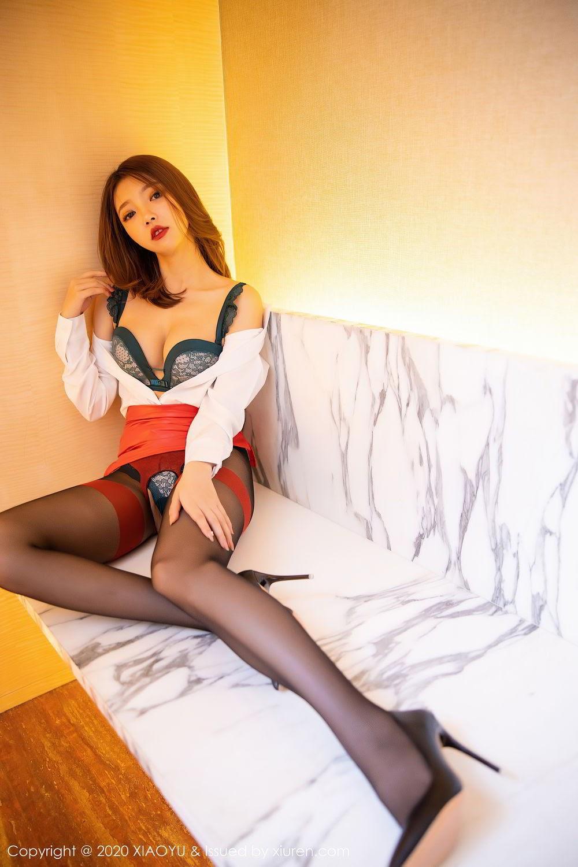 [语画界XiaoYu] Vol.032 Feng Mu Mu - Page 3 - CHINA MODEL GIRL