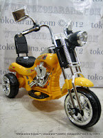 Motor Mainan Aki DoesToys DT9908 Moge - Yellow
