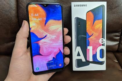 Cara Hard Reset Samsung Galaxy A10E: Factory dan Recovery Mudah