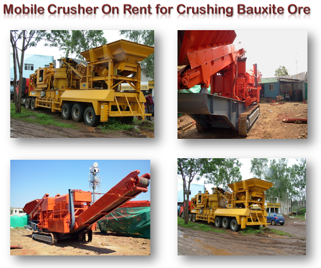 bauxite ore crushing plant