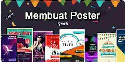 Membuat Poster 2019 Flyer Pembuat brosrur Iklan App