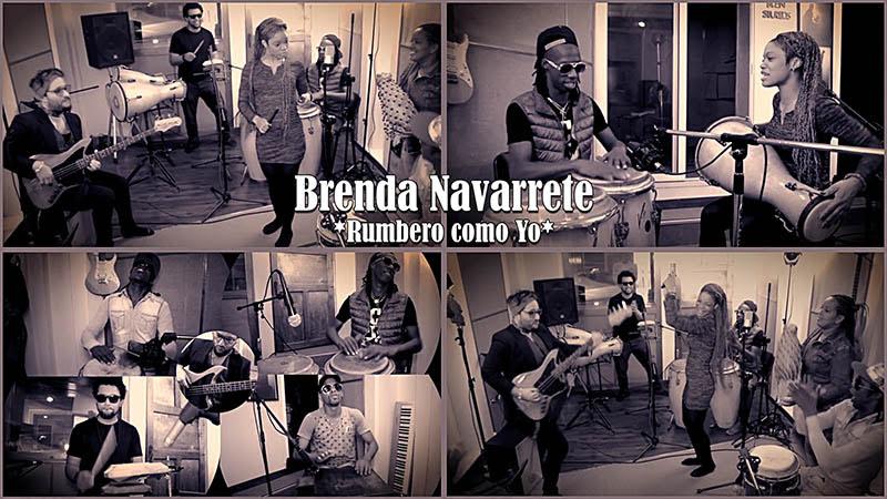 Brenda Navarrete - ¨Rumbero como Yo¨ - Videoclip. Portal Del Vídeo Clip Cubano - 01