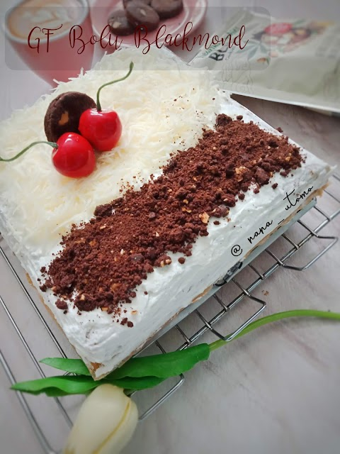 Gluten Free Bolu Blackmond