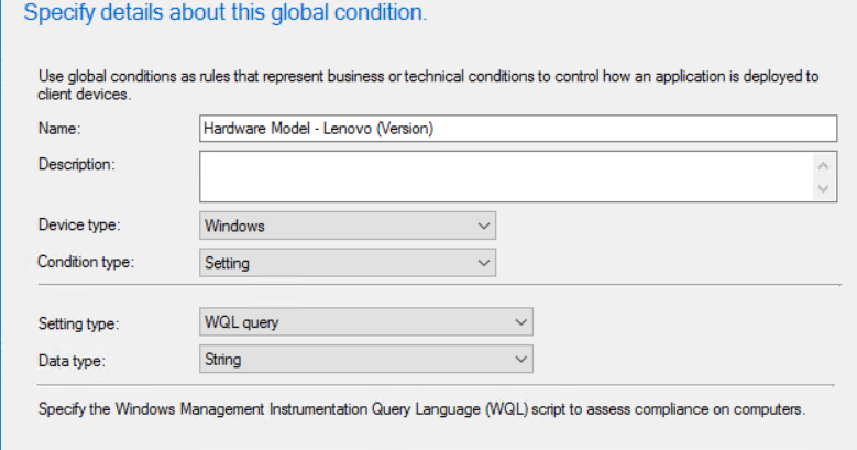 Installing Hotkey Features Integration using the ConfigMgr
