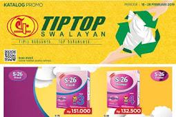 Katalog Promo TIPTOP Swalayan Terbaru 16 - 28 Februari 2019
