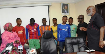 20 Kidnappers Who Abducted Lagos School Boys Shot Dead During Gun Duel with Police