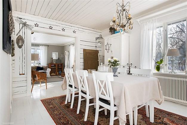 sufragerie rustica alba