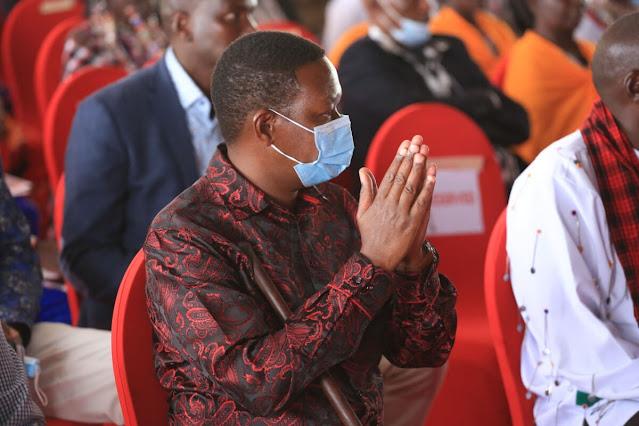Machakos Governor Alfred Mutua photo