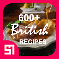 600+ British Recipes Apk Download for Android