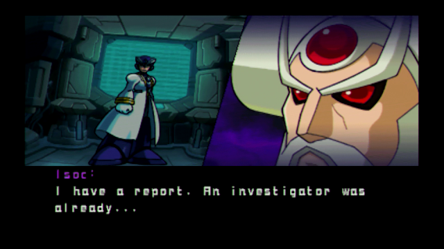 Corona Jumper: Mega Man X6 (Playstation, 2001)
