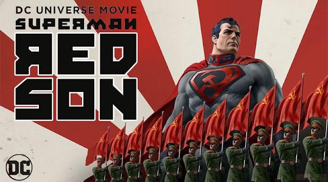 Người Con Cộng Sản - Superman: Red Son (2020)