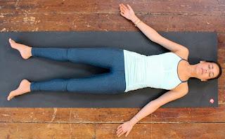 yogasana-savasanam