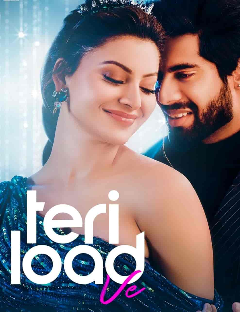 Teri Lod Ve Punjabi Song Image Features Singga and Urvashi Rautela