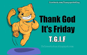 Tgif Happy Funny Friday Quotes To Be Happy On Friday Morning