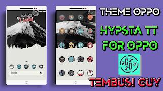 HYPSTA TT THEME FOR OPPO SMARTPHONE A37, DEVA PROJECT