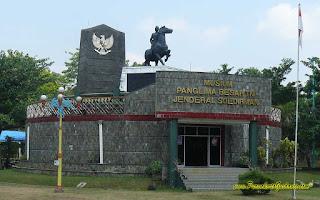 Monumen Panglima Besar Jendral Soedirman Banyumas