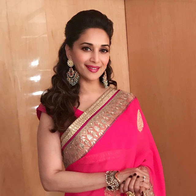 Madhuri Dixit (Indian Actress) Wiki, Age, Height, Boyfriend, Family and More...