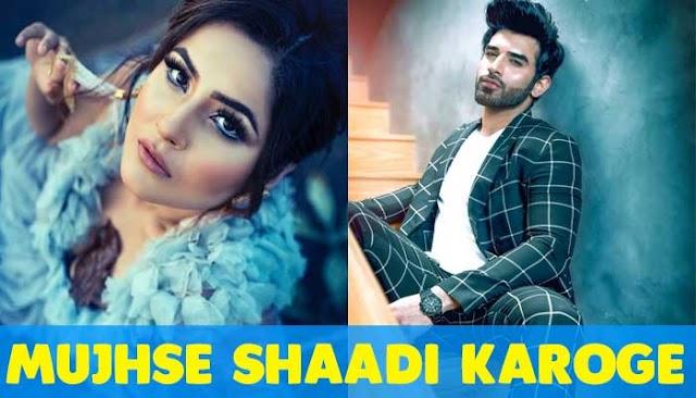 Mujhse Shaadi Karoge Colors Show | Shehnaaz Gill | | Paras Chhabra |