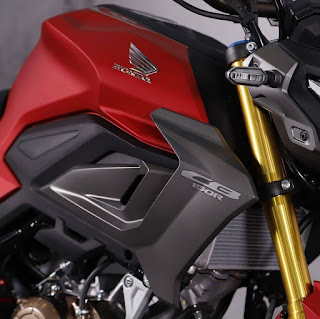 Honda CB150R Street Fire Resmi Meluncur dengan Tampilan suspensi Up Side Down, cek Harga dan Spesifikasinya
