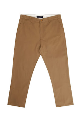 Tall Men's Chino Trousers
