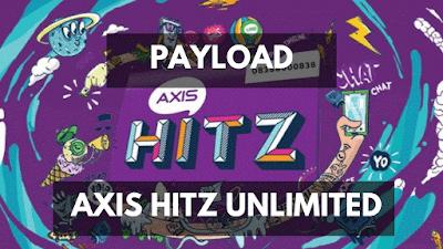 Cara Membuat Payload Http injector Axis Hitz Unlimited Terbaru