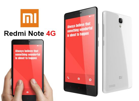 Apakah Kamu Sedang Mencari Global dan China Rom Xiaomi Redmi Note 4G Single SIM dan Dual SIM Gucci?