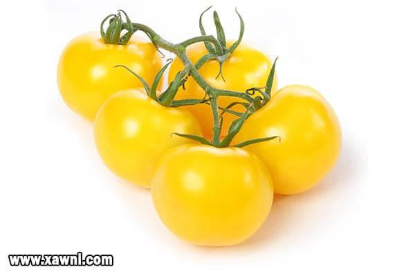 فوائد الطماطم الصفراء