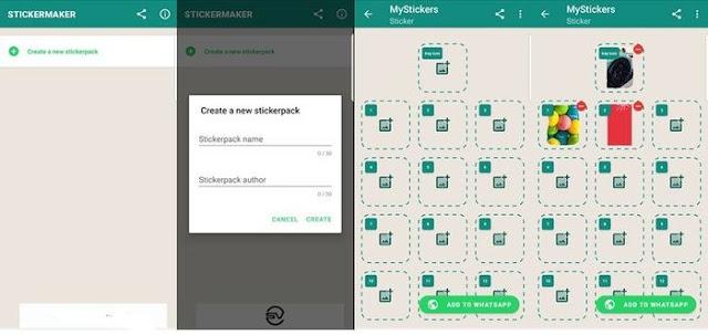 WhatsApp Sticker Maker