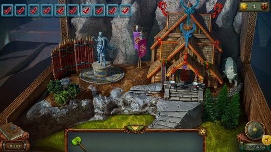 все предметы ставим по местам в игре наследие 3 дерево силы