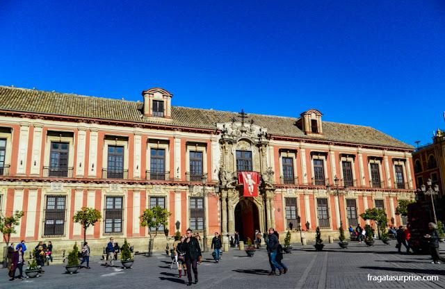 Palácio Arquiepiscopal de Sevilha, Andaluzia