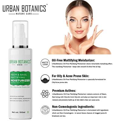 Benefits-of-Urban-Botanics-Oil-Free-Moisturizer