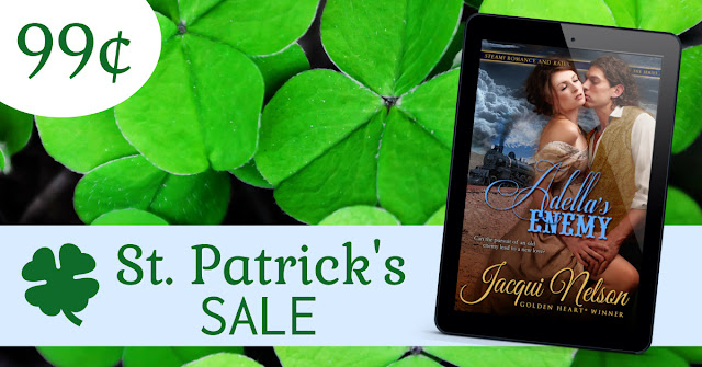 Adella's Enemy 99 cents St. Patrick's Sale